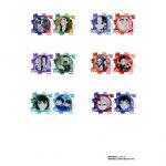 つながるアクリルパズルコレクション 第2弾(全54種(2個入り×27組)/ランダム)