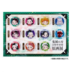 プチ缶バッジセット 壱(11個入り)